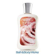 NEW Look Warm Vanilla Sugar Body Lotion — nourish your skin with this warm blend of decorative florals, creamy sandalwood & vanilla! ♥ #LUVBBW