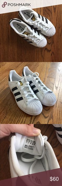 Adidas Superstar Womens Size 7.5