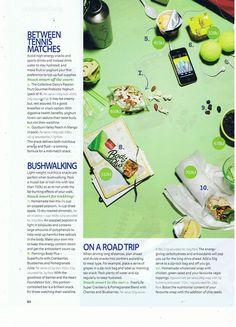 Good Health Magazine. June 2011.