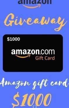 🔥🔥Amazon Free Gift Cards Daily Link😱100% Effective ✅2021🔥 #amazongiftcard #amazon #giveaway #giftcard #giftcards #free #amazonfreebies #giftcardgiveaway #amazonprime #amazongiftcards #amazonfinds #gift #itunesgiftcard #amazonproduct #amazongiveaway #amazonfashion #amazondeals #amazongiftcardgiveaway #giftcardamazon #amazonshopping #paypal #giftcardsavailable #freeamazon #itunes #amazonsellers #bhfyp #amazonfresh #giveaways #amazonreviewer #bhfyp Itunes Gift Cards, Free Gift Cards, Free Gifts, Amazon Card, Amazon Gifts, Free Gift Card Generator, Gift Card Balance, Gift Card Giveaway, Retail Therapy