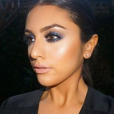 Recreated a recent look by @makeupbymario for @kimkardashian  who wants details/tutorial?