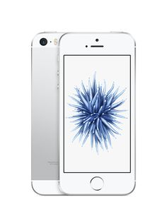 iPhone SE 64GB Silver - Apple