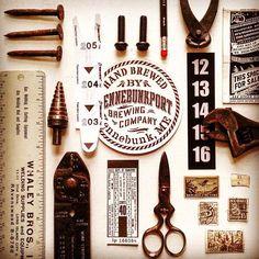 White & Black Collections.  黒と白は大好きな色です  #vintagetools #vintageindustrial #vintagestyling #Whiteandblack #knollography #knolling #flatlays #tv_retro #モノトーンコレクション #白と黒 #ヴィンテージツール #アンティーク雑貨 #ヴィンテージスタイリング #インダストリアル by bali_ayu