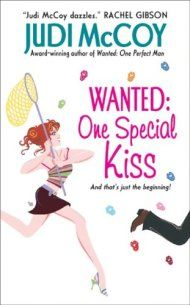 Wanted: One Special Kiss by Judi McCoy ebook deal