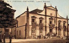 A Letra de um Alentejo: Bom Dia Alentejo, Portalegre, cidade de Portalegre...