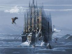 neo surrealism art - George Grie