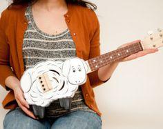 """Sheep ukulele  """"sleepulele"""""""