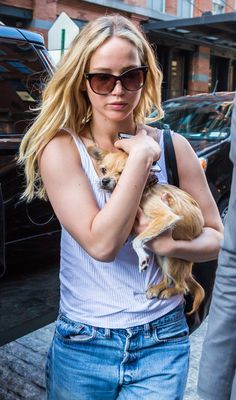 WHO: Jennifer Lawrence    WHERE On the street, New York City WHEN:  June 24, 2015