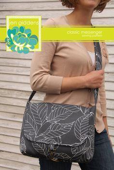 pattern= messenger bag