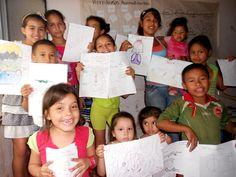 Taller socialización y presentación del proyecto familias de la seccional Montañita.  Foto por Estefanía Molano