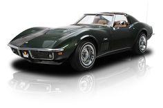 1969 Chevrolet Corvette Stingray Green
