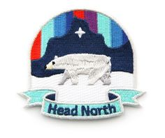 Are you a professional expeditionist? Have you ever seen the aurora borealis? Do you know which direction is North? Then this patch is for you!! Snag this patch and show the world that you point that