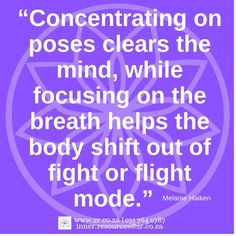 #yoga #yogaatwork #yogaintheworkplace #corporateyoga #yogaquote #yogaquoteoftheday #employeewellness #balancingyogaposes #yogabalancequote #inner.resources #resourcerecruitment @inner.resources www.2r.co.za Yoga Balance Quotes, Yoga Quotes, Employee Wellness, Fight Or Flight, Quote Of The Day, Mindfulness, Poses, Figure Poses, Day Quotes