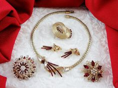 US $41.00 in Jewelry & Watches, Vintage & Antique Jewelry, Costume