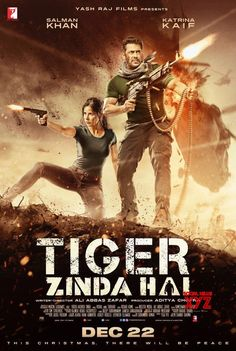 Tiger Zinda Hai Latest Poster - Social News XYZ