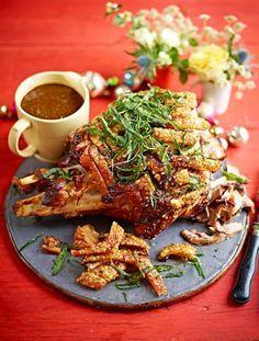 Asado de pierna de cerdo   Jamie Oliver   Comida   Jamie Oliver (Reino Unido)