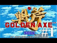 Golden Axe #1