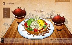 CafeBene Website Renewal