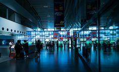 Vienna Terminal | von Gerald Tallafuss