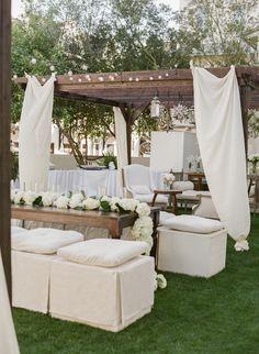 Rosemary Beach Wedding, Wedding Reception Design by Events by Nouveau, Restoration Hardware, hydrangea table runner. Alys Beach Wedding Photographer.