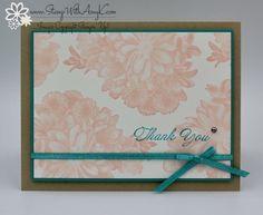 Stampin' Up! Heartfelt Blooms Sneak Peek – Stamp With Amy K