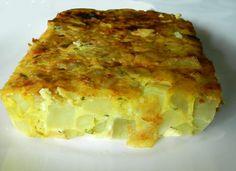 Frittata di patate e cipolle #potato #onion #ricettedisardegna #sardegna #sardinia #recipes #cucina #sarda