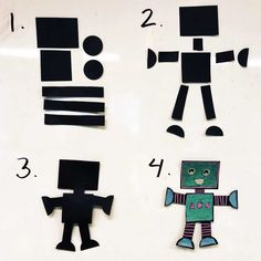 "Making Robots with Kinders - Art Projects for Kids. Start with book called ""Unplugged"" by Steve Antony, about a robot that learns the fun of playing outside."