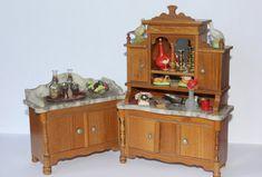 20 OFF Antique German dollhouse dresser and by Londondollshouses, £295.00