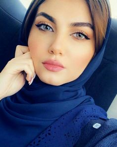 Most Beautiful Faces, Gorgeous Eyes, Beautiful Hijab, Pretty Eyes, Iranian Women Fashion, Muslim Beauty, Cute Girl Face, Brunette Beauty, Beautiful Indian Actress