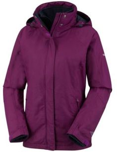 This 3-in-1 jacket offers maximum versatility; a waterproof-breathable and fully seam sealed shell locks out moisture creating a protective safe haven from wet weather while inside the soft fleece liner jacket provides warmth and comfort. The stow-away hood and drawcord hem offer an extra level of protection when a serious storm is on the horizon. Zip the fleece liner out and wear it on its own or pair it with another jacket as conditions change. Bottom line? These two great pieces make a…
