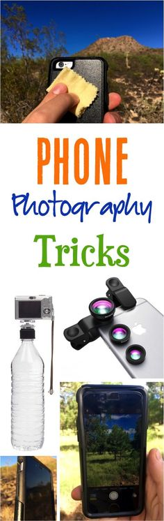 Phone Photography Tips!  How to take better travel pictures and so much more! | NeverEndingJourneys.com