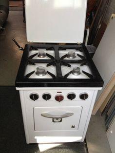 Old Etna stove