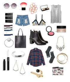 """Monki"" by blogging on Polyvore featuring Monki"