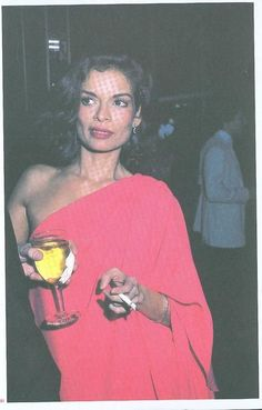 Bianca Jagger, Studio 54, Halston. @thecoveteur