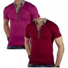 Redbridge RB2008 Herren Shirt T Shirt Shirt Polo Button Down 1290 Slim FIT   eBay