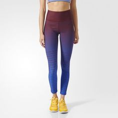04866b119f4c6 adidas - Training Miracle Sculpt Tights Tight Leggings, Striped Leggings,  Fashion Tights, Adidas