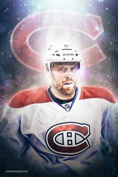Shea Weber, Montreal Canadiens Montreal Canadiens, Team Poster Ideas, Shea Weber, Hockey Memes, Nhl News, Nfl Fans, Team Photos, Hockey Players, Ice Hockey