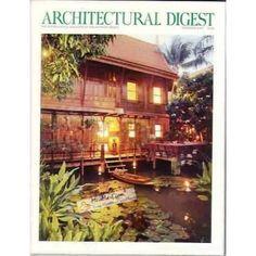 Architectural Digest Magazine, December 1989 | $5.38