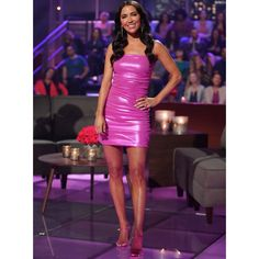 Kaitlyn Bristowe's Pink Dress on After the Final Rose | Big Blonde Hair After The Final Rose, Kaitlyn Bristowe, Big Blonde Hair, Pink Dress, Finals, Celebrity Style, Bodycon Dress, Outfits, Shopping