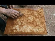 ОБАЛДЕННАЯ ИМИТАЦИЯ КАМНЯ.ВИДЕО МК. Imitacion O Copia De Piedra Primera Parte - YouTube