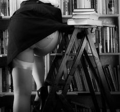 hazeleyes2012:  shadedgirl:  girlslovegoodinnuendo:  Pick a girl who reads and if she writes as well… You are blessed…  If she writes as well as she reads, you're on to a winner.  Ditto