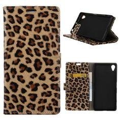 Köp Plånboksfodral Sony Xperia X leopard online: http://www.phonelife.se/planboksfodral-sony-xperia-x-leopard