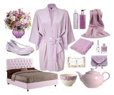"""Elegant Morning"" by sweetpastelady ❤ liked on Polyvore"