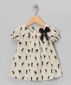 Doe a Deer Funkyberry Swing Top Little Girl Fashion ac9b89b578