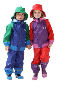 Bright, warm & fully waterproof rain sets complete with reflectors & detachable hoods. Jackets & bib trousers are fleece lined, can be bought separately. Outdoor Wear, Outdoor Outfit, Sporty Outfits, Kids Outfits, Kids Dungarees, British Clothing Brands, Kids Skis, Waterproof Rain Jacket, Rain Gear