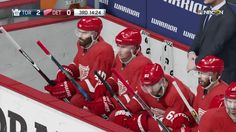NHL 17 Full Game DETROIT RED WINGS vs TORONTO MAPLE LEAFS PS4 GAMEPLAY HD