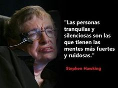 10+Frases+De+Stephen+Hawking+Para+Compartir True Quotes, Book Quotes, Words Quotes, Motivational Phrases, Inspirational Quotes, Stephen Hawking Quotes, Quotes By Famous People, Spanish Quotes, Sentences