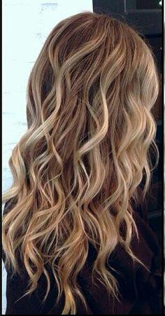 Natural looking blonde hair ☺ ✿