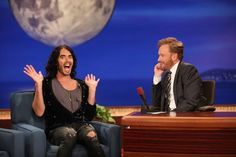russell brand is magical
