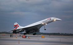 """Concorde: """"Her Final Flight.""""  Her memory lives on and must be passed on to all the new generations that follow us... (Just one of the reasons I have created this board.)"""